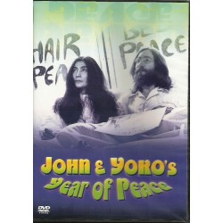 JOHN LENNON & YOKOS ONO - YEAR OF PEACE