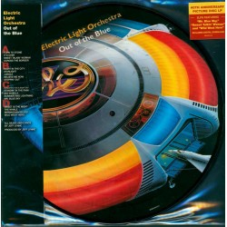 ELO ELECTRIC LIGHT - OUT OF THE BLUE