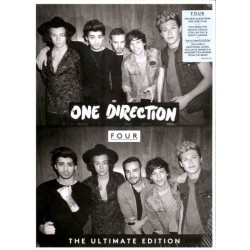 ONE DIRECTION - FOUR - THE ULTIMATE EDITION