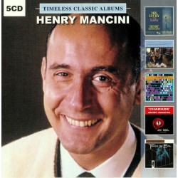 HENRY MANCINI - TIMELESS CLASSIC ALBUMS