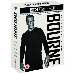 THE BOURNE - ULTIMATE COLLECTION