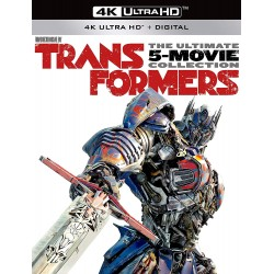 TRANSFORMERS - THE ULTIMATE 5 MOVIE COLLECTION
