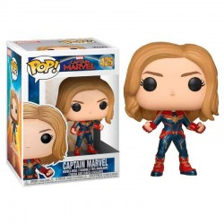 Pop! 425: Captain Marvel / Captain Marvel