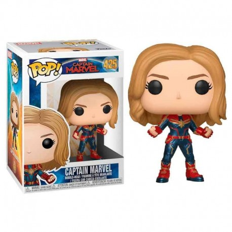 Pop! 425: Marvel / Captain Marvel