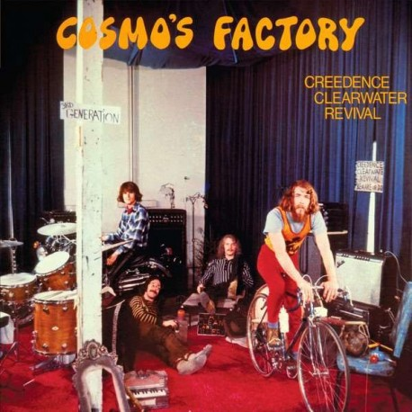 CREEDENCE CLEARWATER REVIVAL - COSMO´S FACTORY