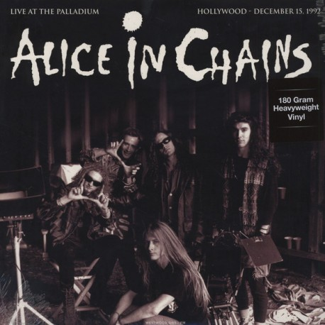 ALICE IN CHAINS LIVE AT THE PALLADIUM