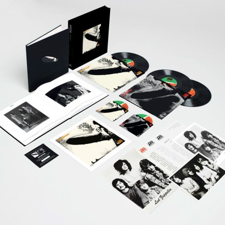 LED ZEPPELIN LED ZEPPELIN 1 SUPER DELUXE
