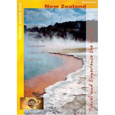 TRAVEL GUIDE NEW ZEALAND