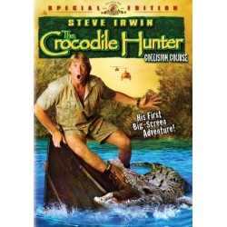 STEVE IRWIN - THE CROCODILE HUNTER - COLLISION COURSE