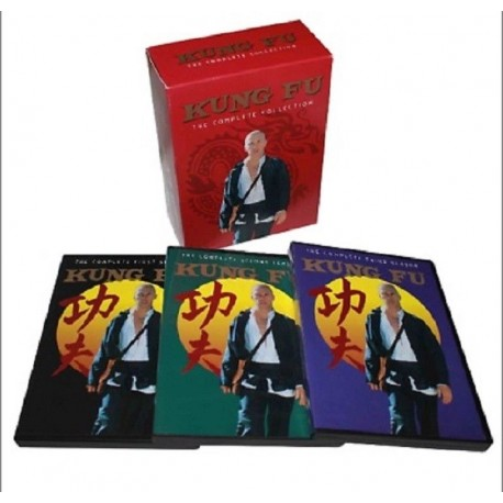 KUNG FU - COMPLETE COLLECTION