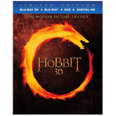 THE HOBBIT - THE MOTION PICTURE TRILOGY - LIMITED EDITION