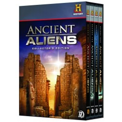ANCIENT ALIENS - COLLECTORS EDITION - HISTORY CHANNEL