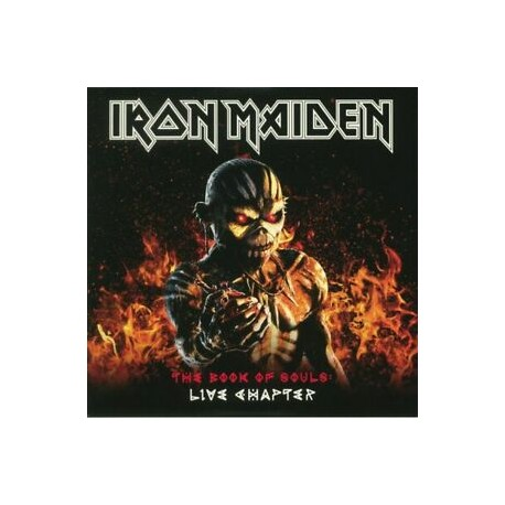 IRON MAIDEN - BOOK OF SOULS LIVE CHAPTER