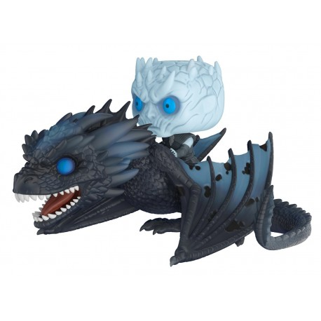 Pop! 58: Game of Thrones / Night King & Icy Viserion