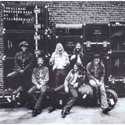 ALLMAN BROTHERS BAND - LIVE AT FILLMORE EAST