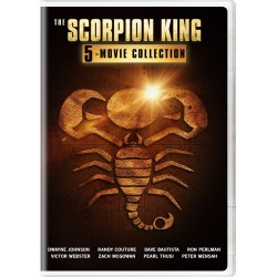 THE SCORPION KING - 5 MOVIES COLLECTION