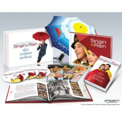 SINGIN IN THE RAIN - 60th ANNIVERSARY - ULTIMATE COLLECTOR EDITION