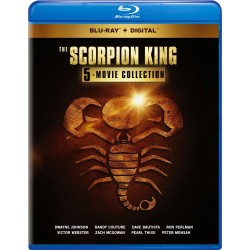 THE SCORPION KING - 5 MOVIE COLLECTION