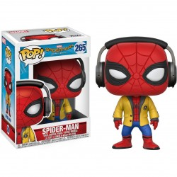 Pop! 265: Spider-Man Homecoming / Spider-Man Headphones