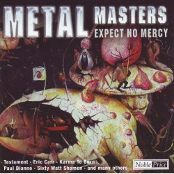 METAL MASTERS - EXPECT NO MERCY