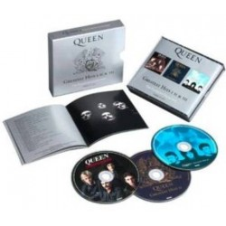 QUEEN - GREATEST HITS I - II & III - THE PLATINUM COLLECTION