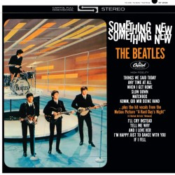 THE BEATLES - SOMETHING NEW - THE US ALBUMS