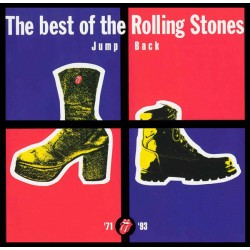 THE ROLLING STONES - JUMP BACK - THE BEST OF