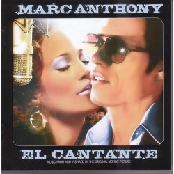 MARC ANTHONY - EL CANTANTE - SOUNDTRACK