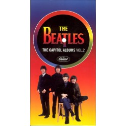 THE BEATLES - THE CAPITOL ALBUMS VOL 2