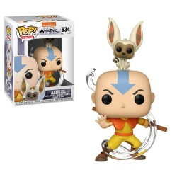 Pop! 534: Avatar / Aang with Momo