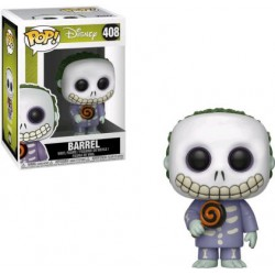 Pop! 408: The Nightmare Before Christmas / Barrel