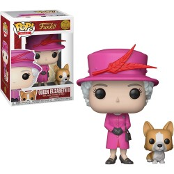 Pop! 01: Royals / Queen Elizabeth II with dog