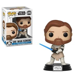 Pop! 270: Star Wars - The Clone Wars / Obi-Wan Kenobi