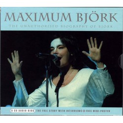 BJORK - THE UNAUTHORISED BIOGRAPHY OF BJORK
