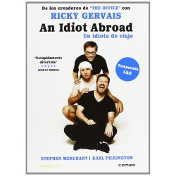 AN IDIOT ABROAD - TEMPORADA 1 & 2