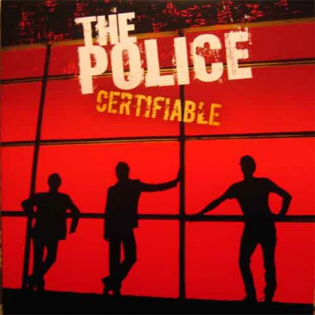 THE POLICE - CERTIFIABLE (LIVE IN BUENOS AIRES)