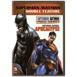SUPERMAN/BATMAN- DOUBLE FEATURE