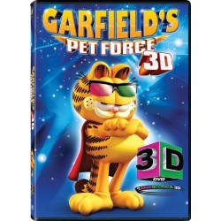 GARFIELD'S- PET FORCE 3D