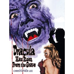 DRACULA - HAS RISEN FROM THE GRAVE