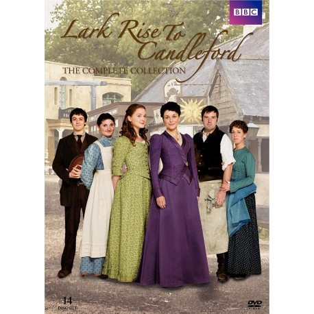 LARK RISE CANDLEFORD - the complete collection