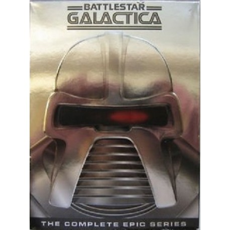 BATTLESTAR GALACTICA - THE COMPLETE EPIC COLLECTION