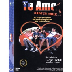 TE AMO - MADE IN CHILE