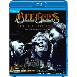 BEE GEES - ONE FOR ALL TOUR - LIVE IN AUSTRALIA 1989