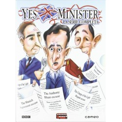 YES MINISTER - LA SERIE COMPLETA