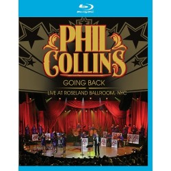 PHIL COLLINS - GOING BACK - LIVE AT ROSELAND BALLROOM NY