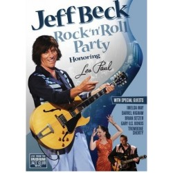 JEFF BECK - ROCK N ROLL PARTY