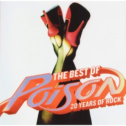 POISON - THE BEST OF / 20 YEARS OF ROCK