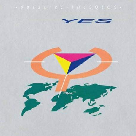YES - 9012 LIVE THE SOLOS