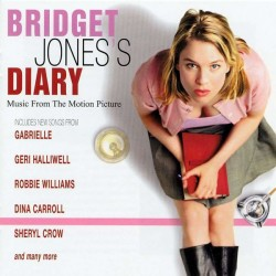 BRIDGET JONESS DIARY - MUSIC FROM THE MOTION PICTURE - SOUNDTRACK