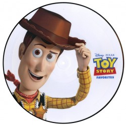 TOY STORY FAVORITES - SOUNDTRACK